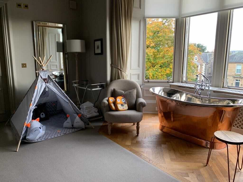 Glamping Family Package